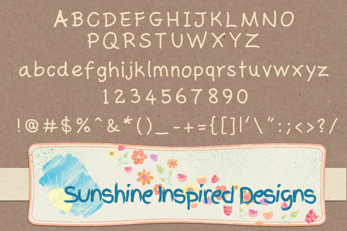 Font No.10, No.11 and No.12 example image 2
