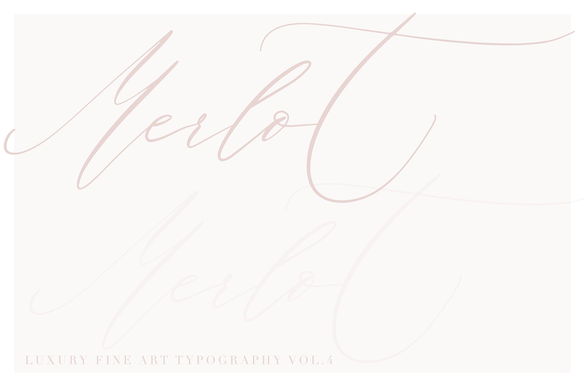 Adora Bouton-Luxury Script example image 5