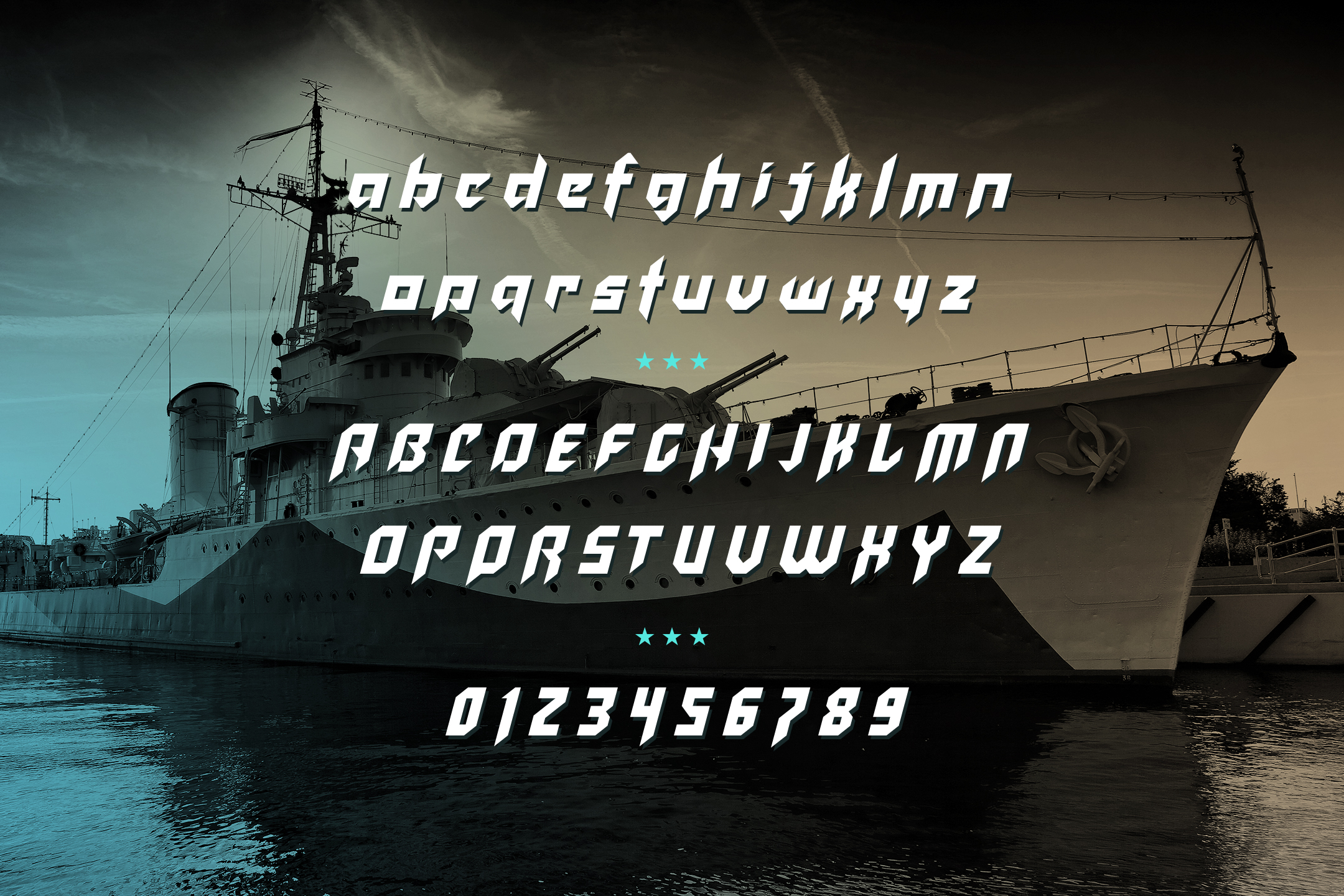 Warship example image 2