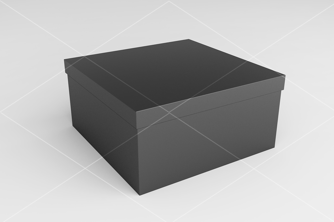 Square Box Mock up example image 5