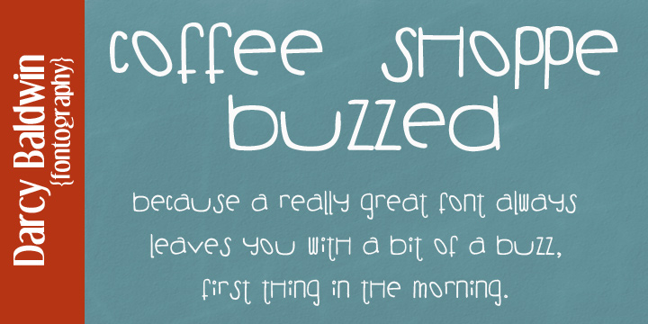 DJB Coffee Shoppe Font Bundle example image 6