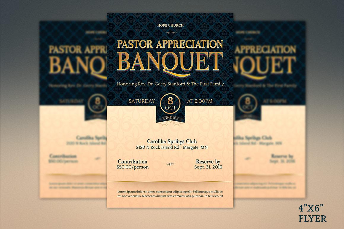 pastor appreciation banquet template ki