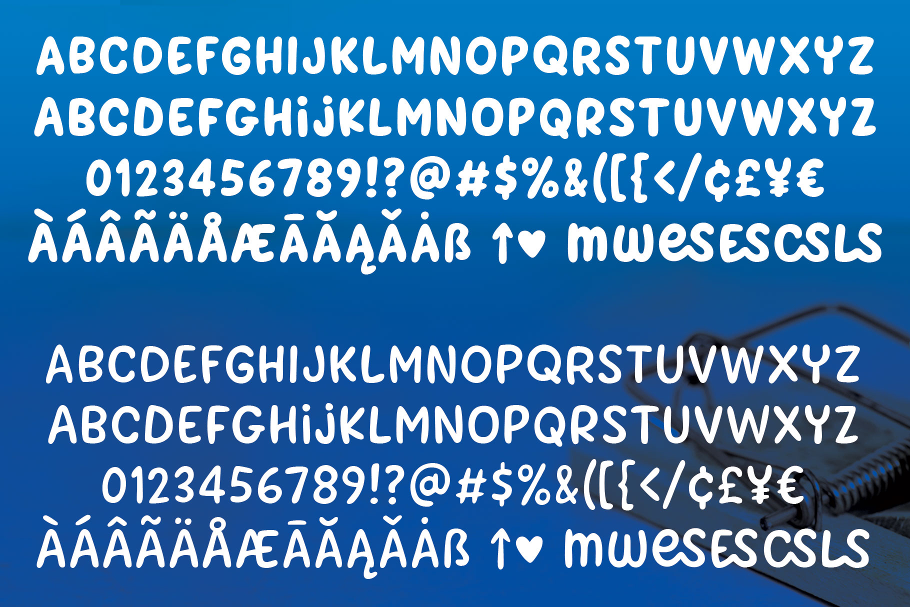 Cheesy Grits: a tangy font in 2 weights! example image 2