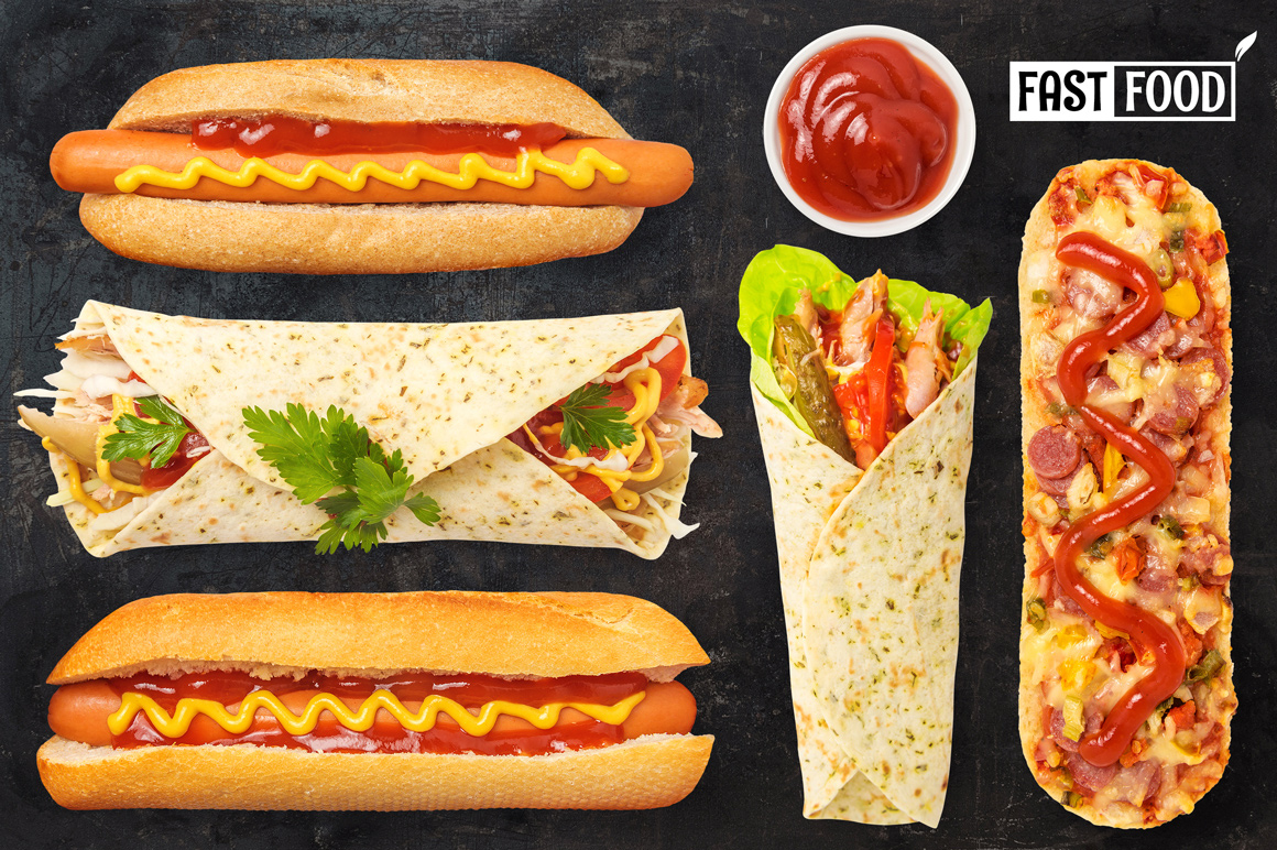 Isolated Food Items Vol.7 example image 2