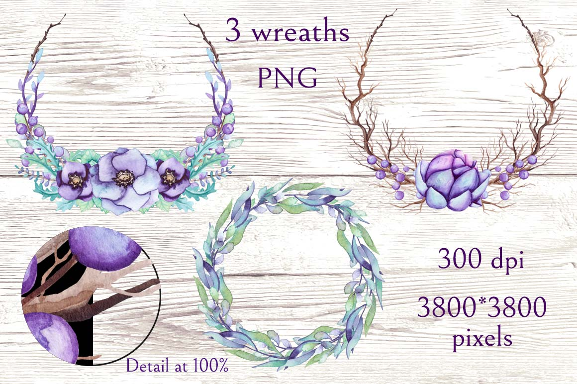 Frost & Flowers example image 3