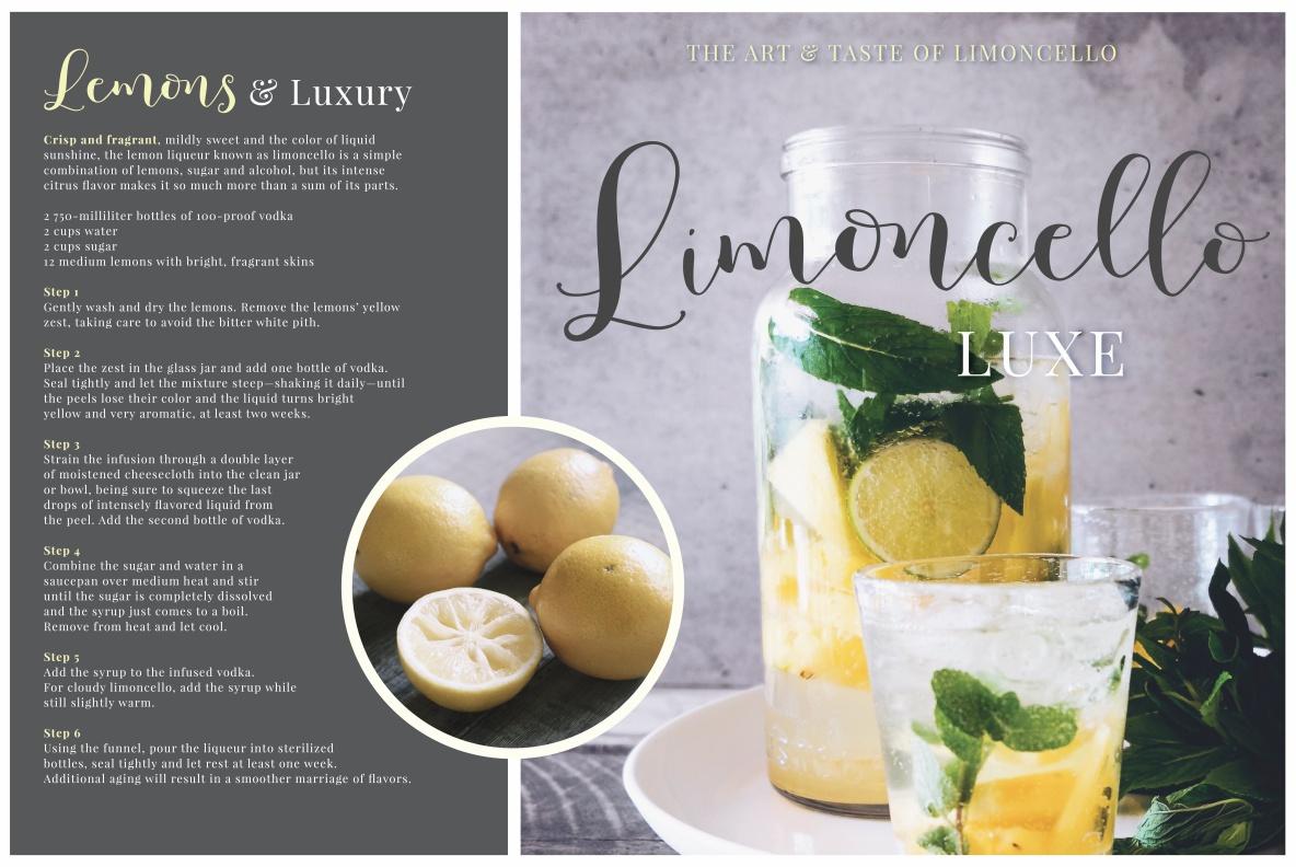 Lemons Mangos Sunshine example image 2