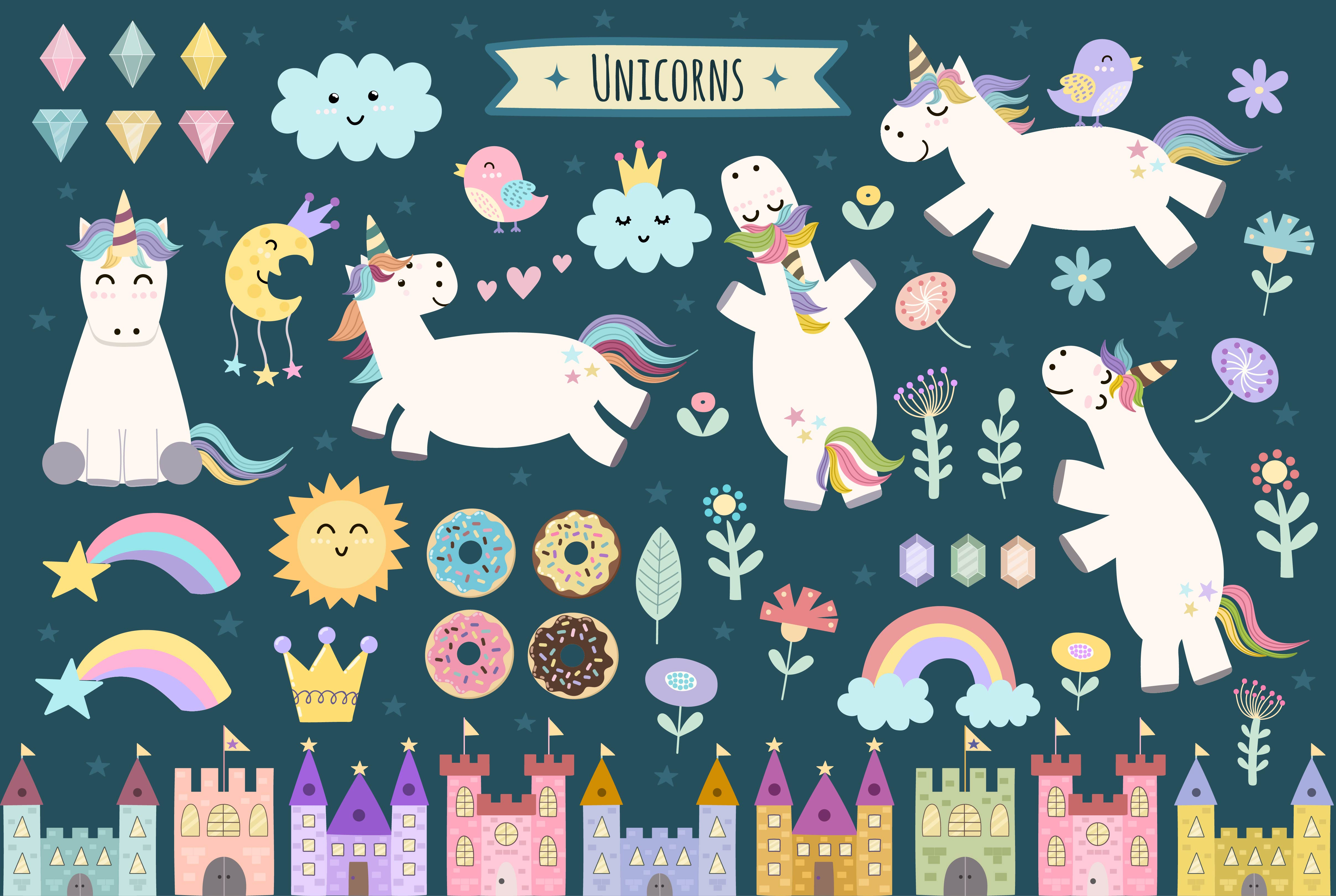 Believe in Unicorns Collection example image 13