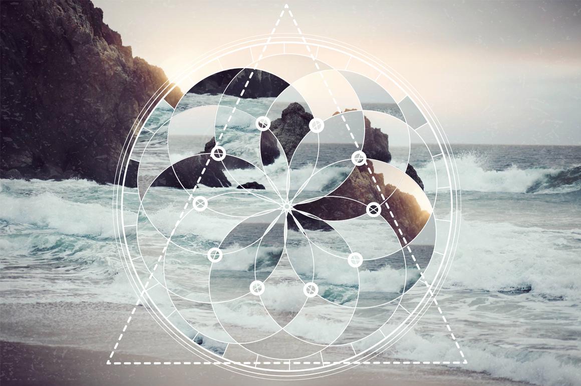 16 Sacred symbols  example image 8
