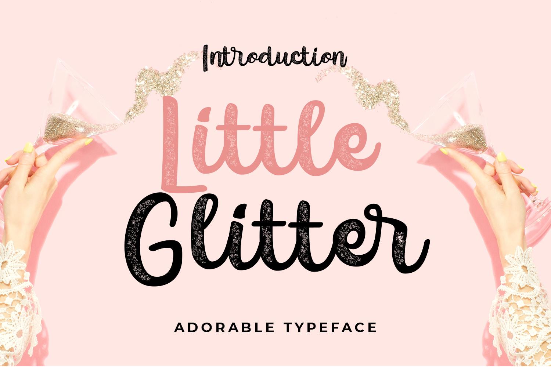 Little Glitter example image 1