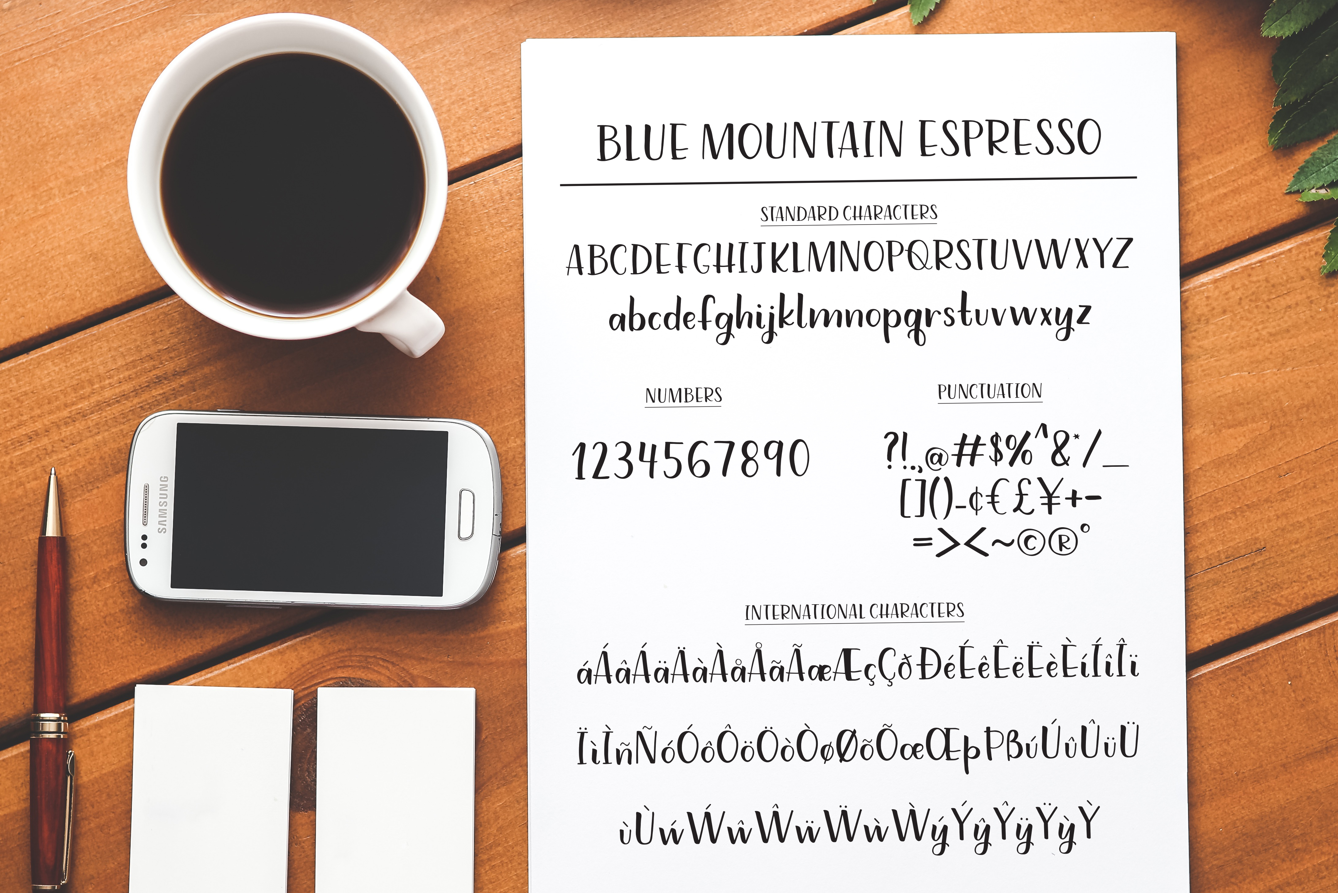 Blue Mountain Espresso example image 2