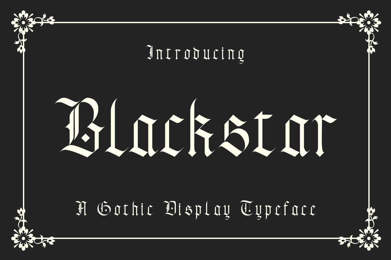 Black Star example 1