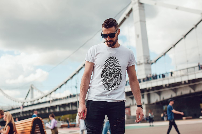 Men's T-Shirt Mock-Up Vol.3 2017 example image 12