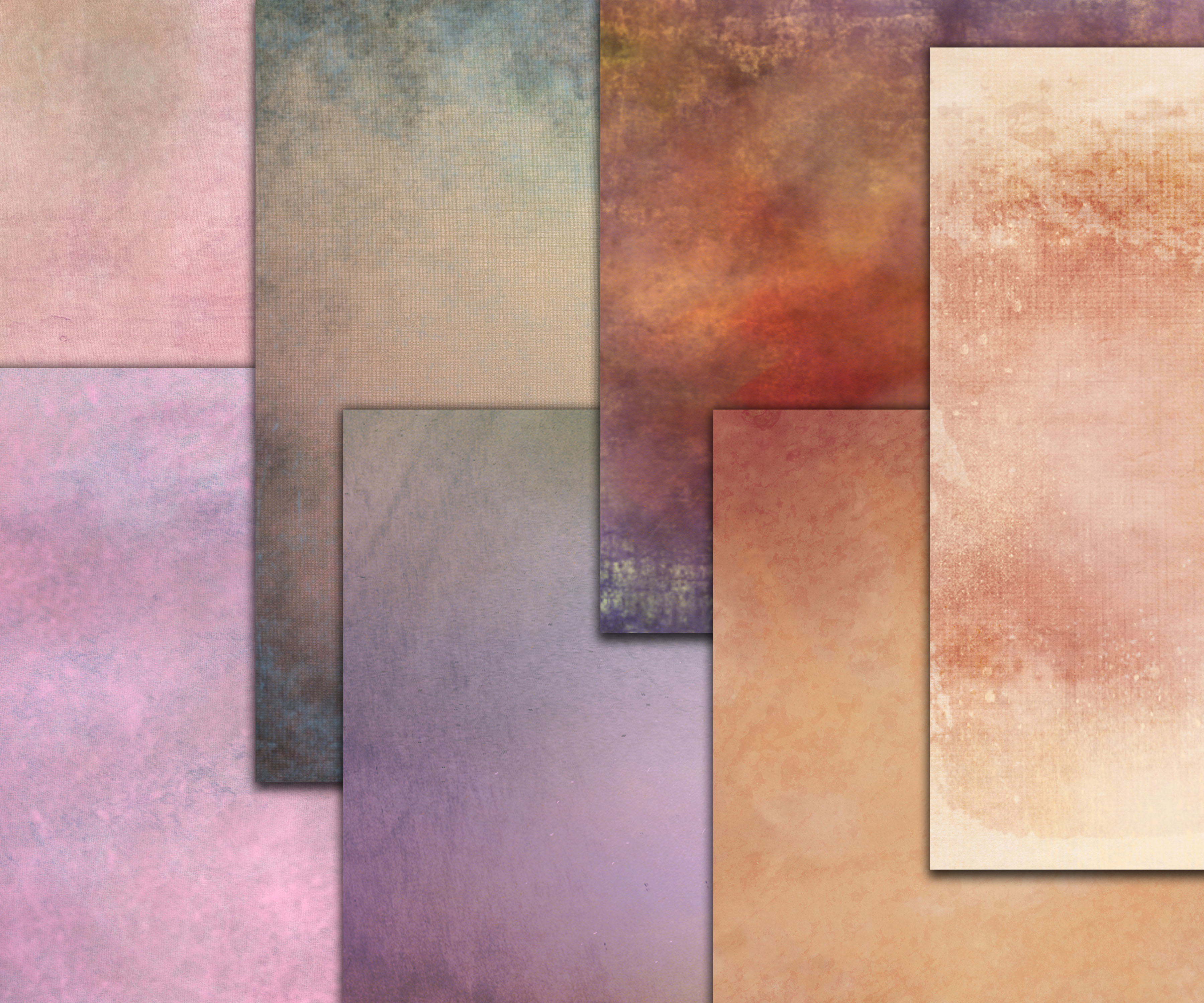 Grunge texture Paper example image 2