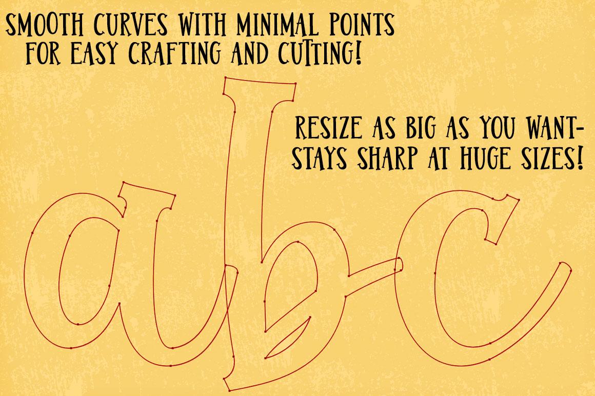 Jumbuck: smooth curves and minimal points