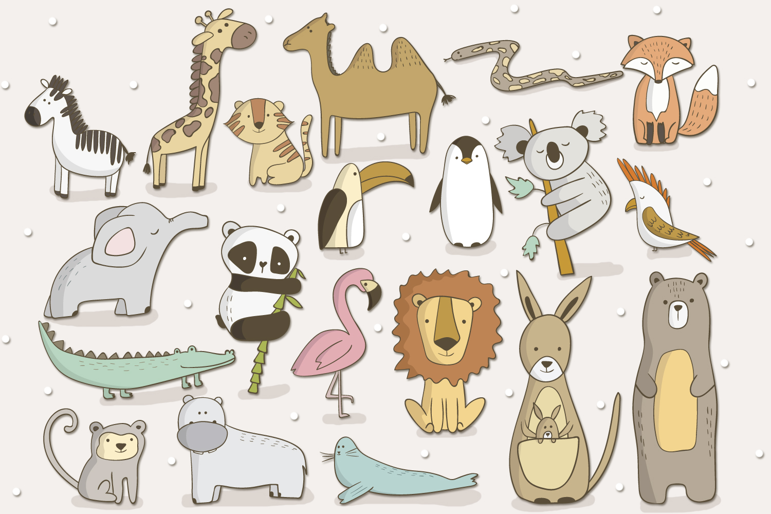 Welcome to the Zoo example image 2