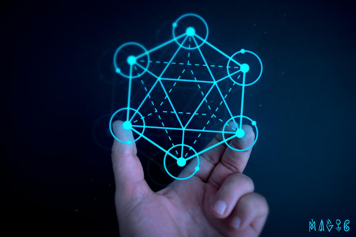 100 Sacred Geometry Symbols  example image 30