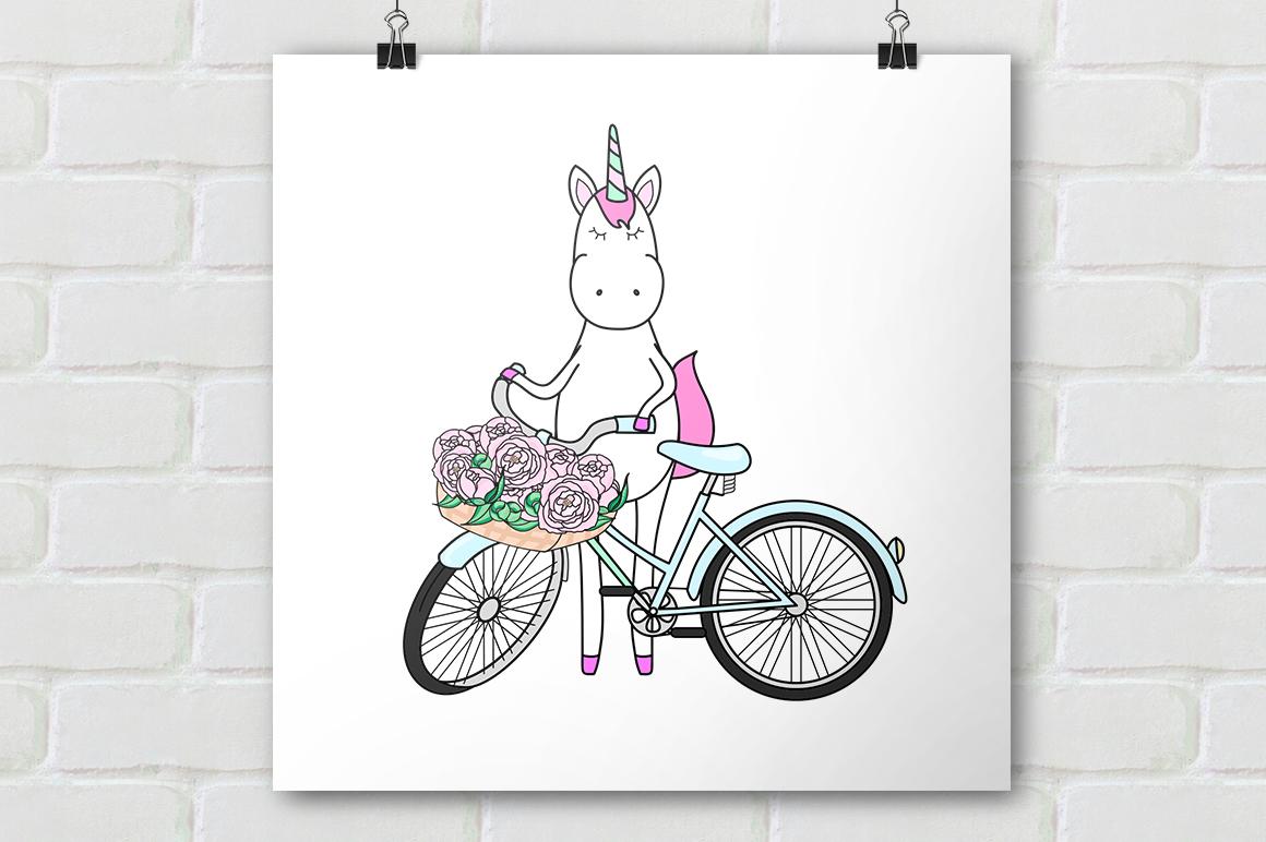 Unicorn's Daily Life example image 8