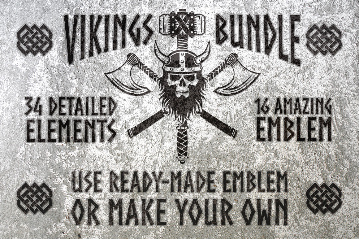 Vikings Bundle example image 1