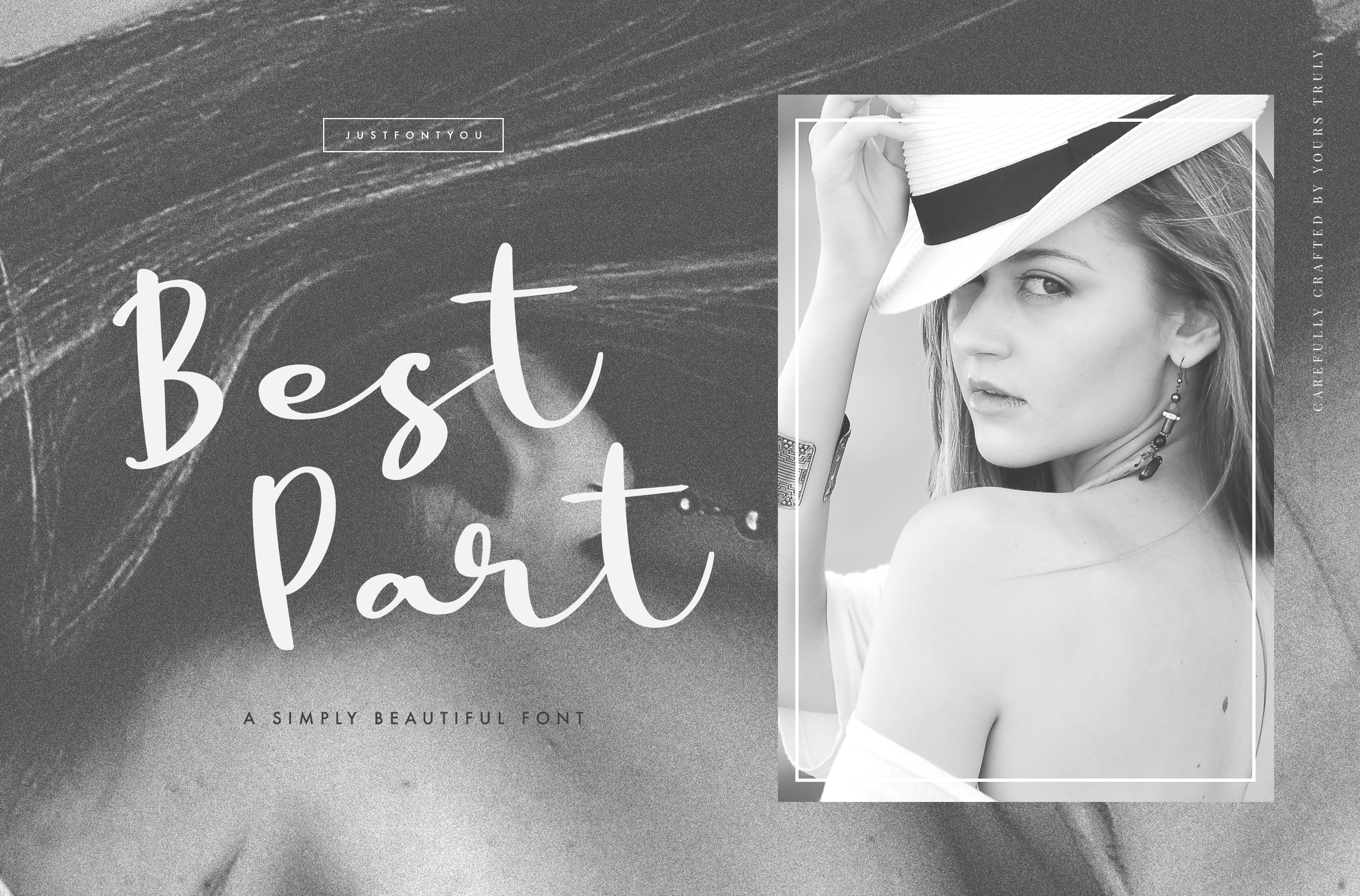 Best Part - Beauty Casual Font example image 6