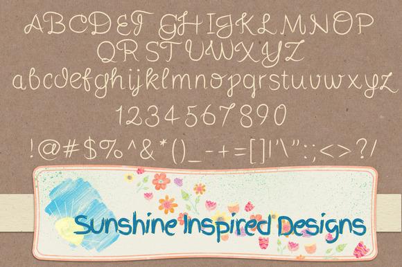 Font No.16, No.17 and No.18 example image 3