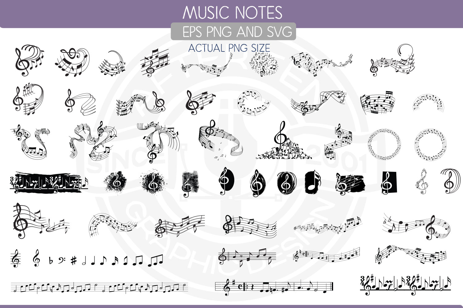 Music Shapes example image 3