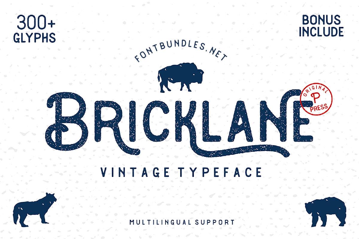 Bricklane + Bonus example 1
