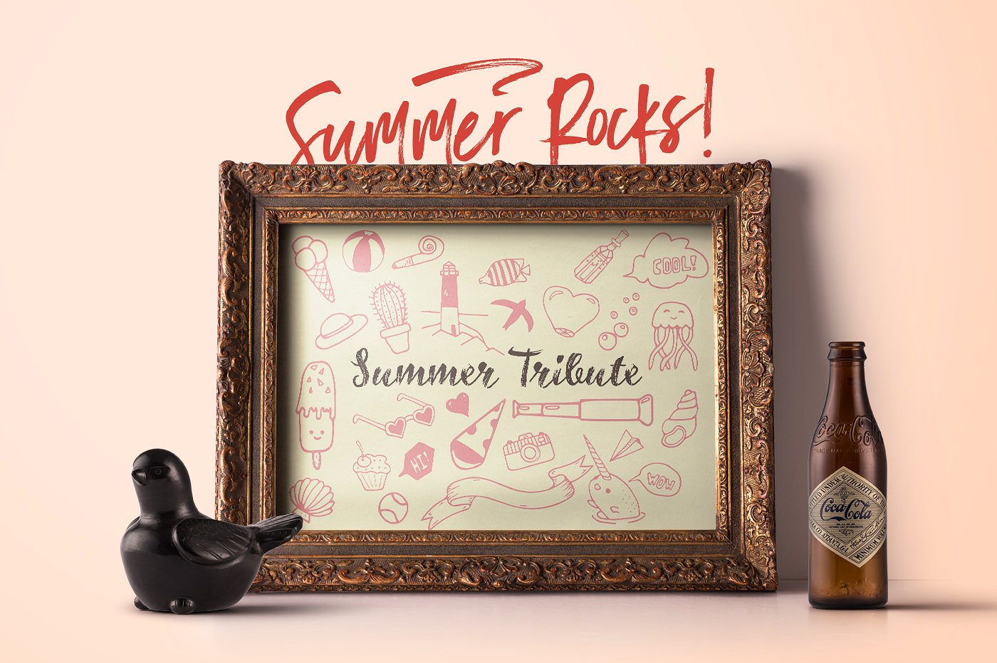 Summer Rocks! Vectors Collection example image 6