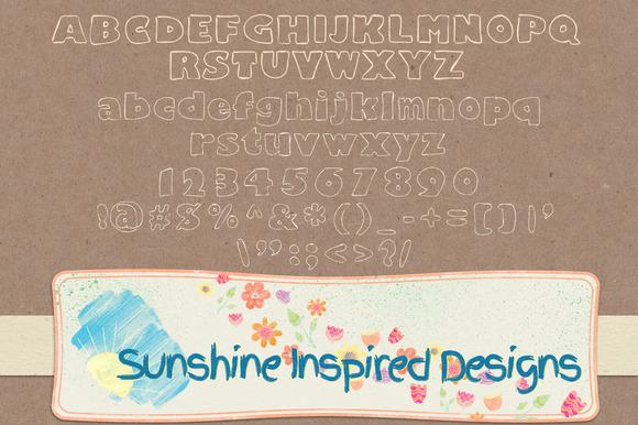 Font No.10, No.11 and No.12 example image 3