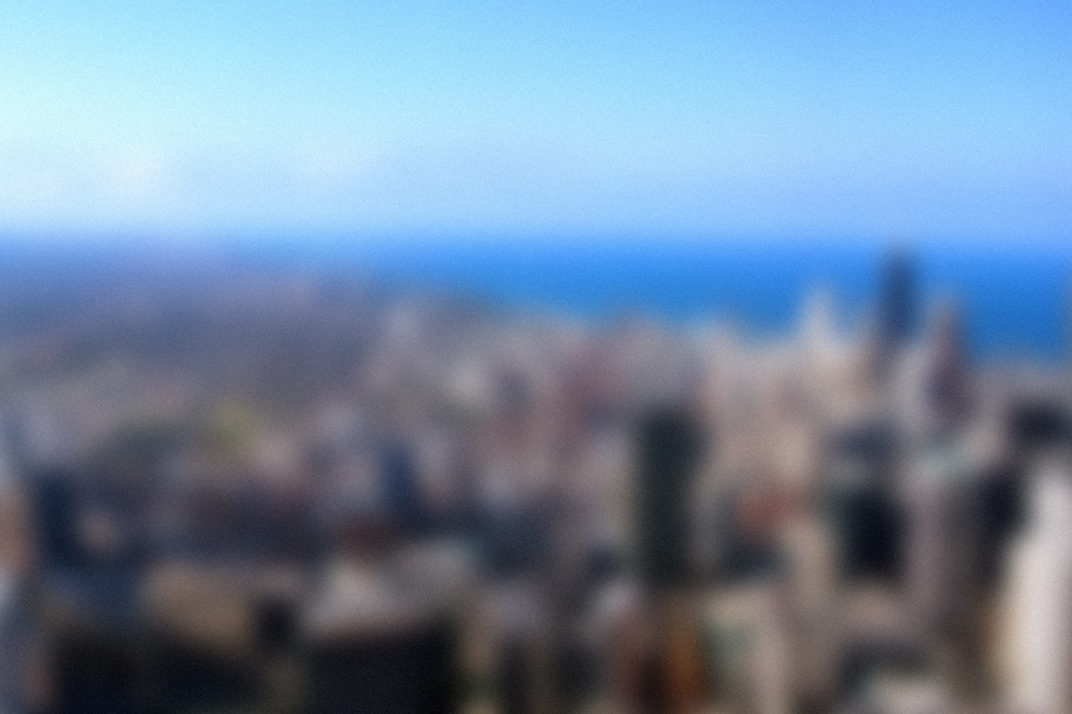50 Blurred cities example image 3