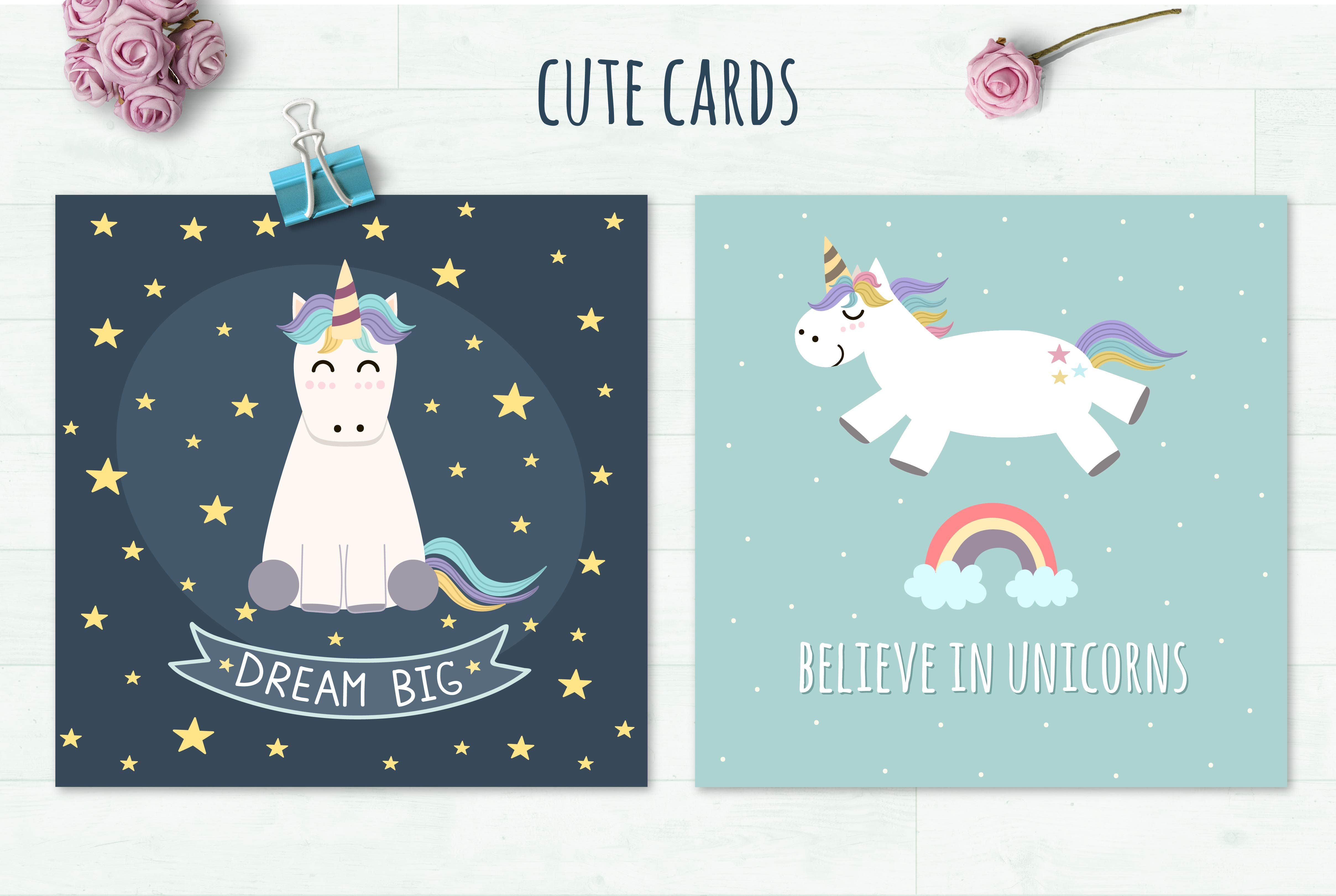 Believe in Unicorns Collection example image 11
