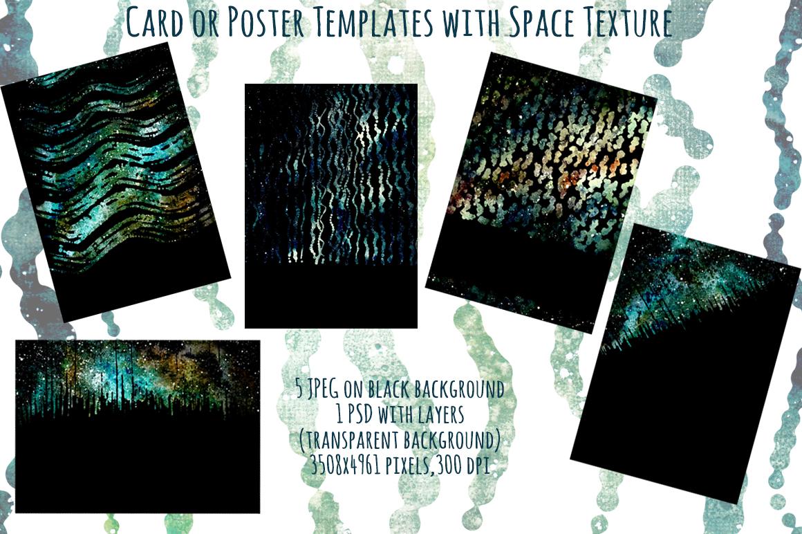 Blue Nebula Set example image 6