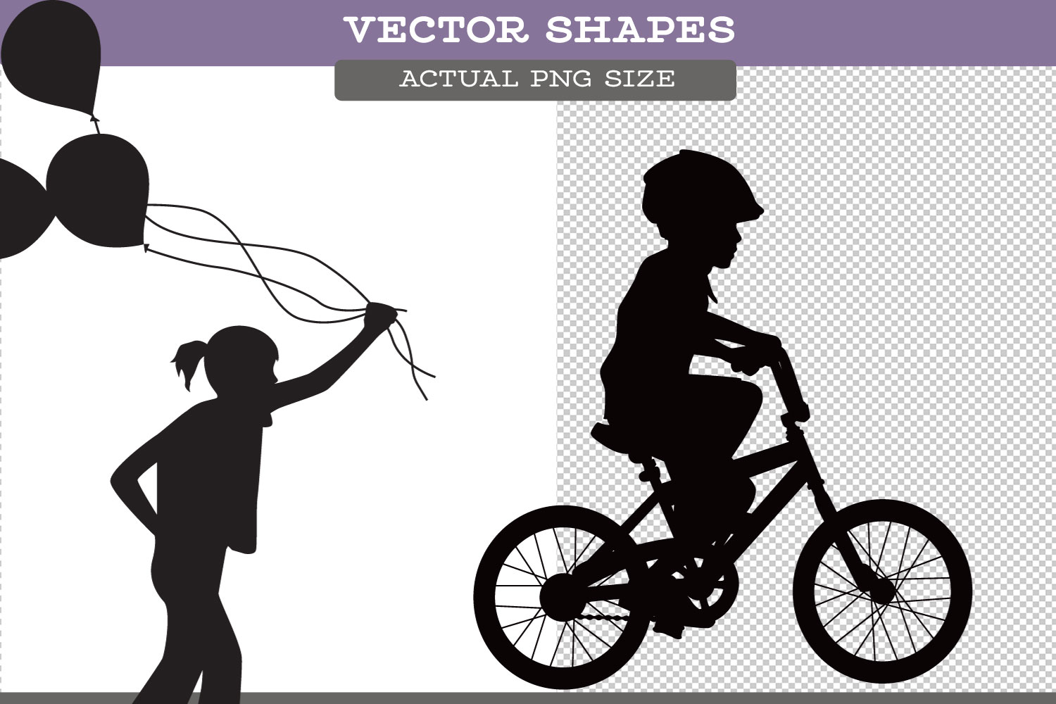 Child Silhouettes example image 3