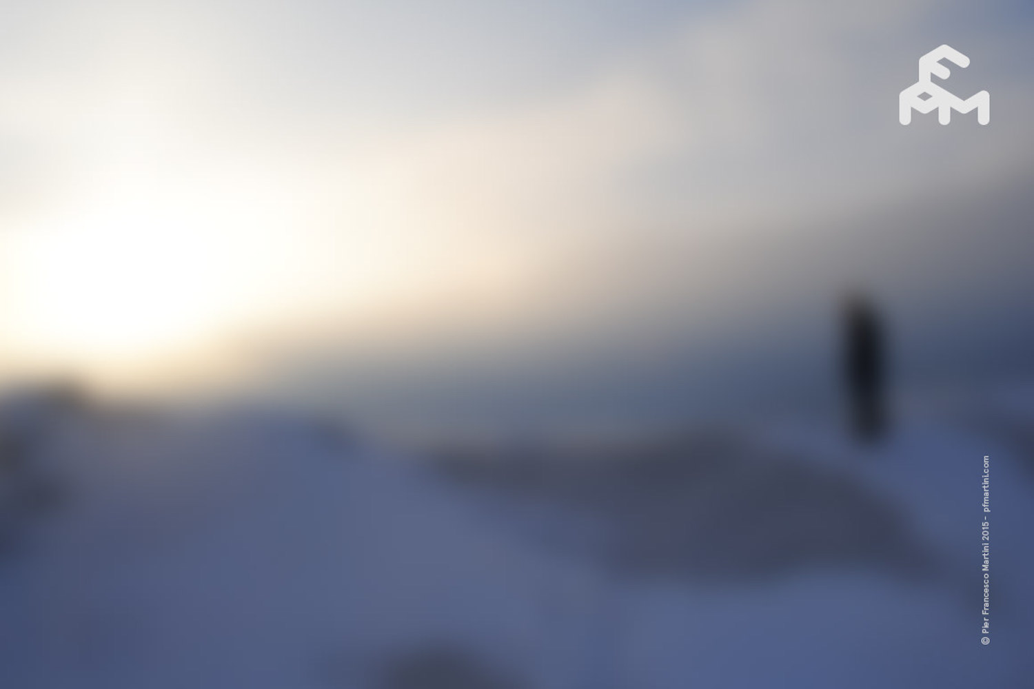 20 Winter Blurred Backgrounds example image 4