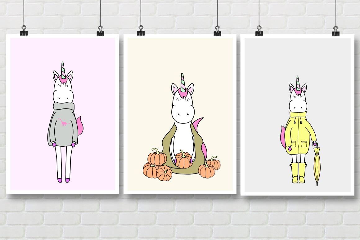 Unicorn's autumn example image 7