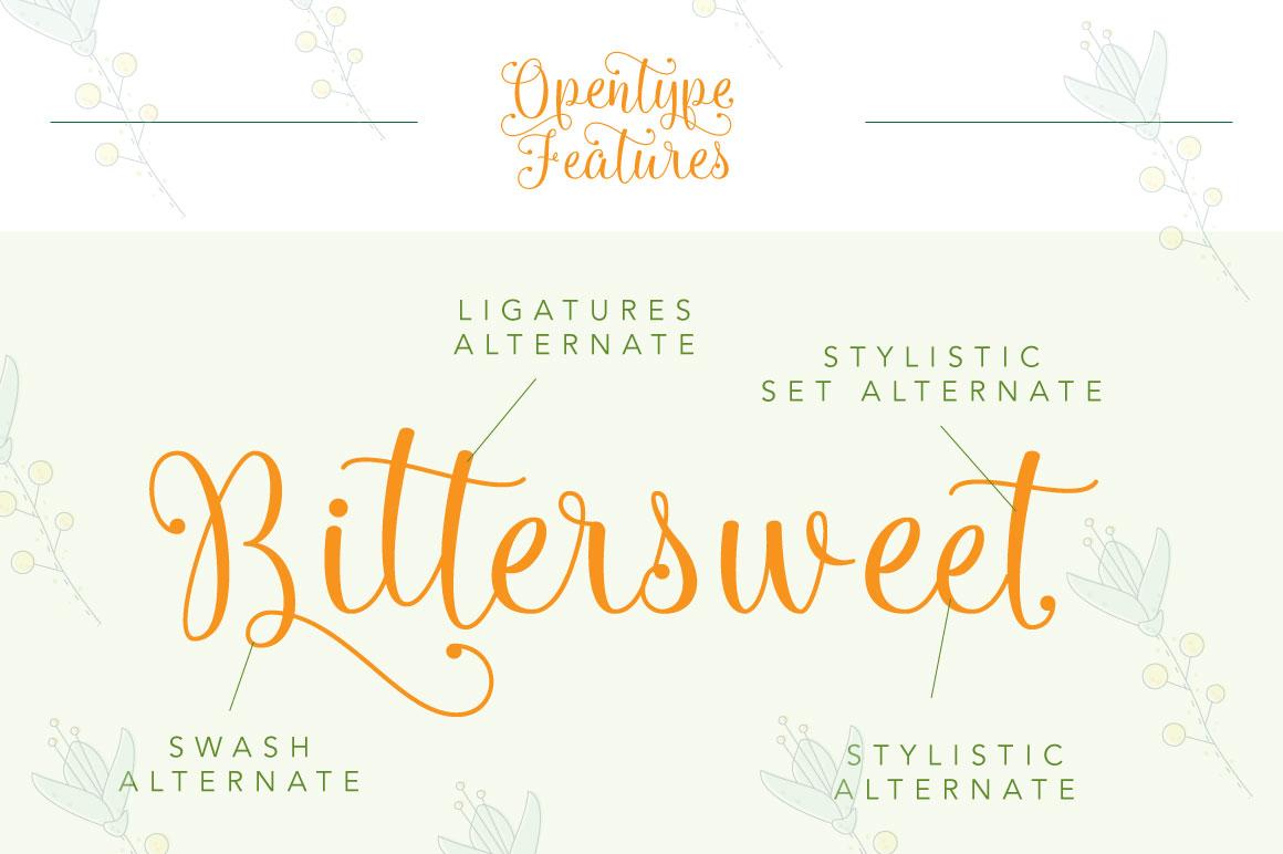 Queensha Typeface example image 3