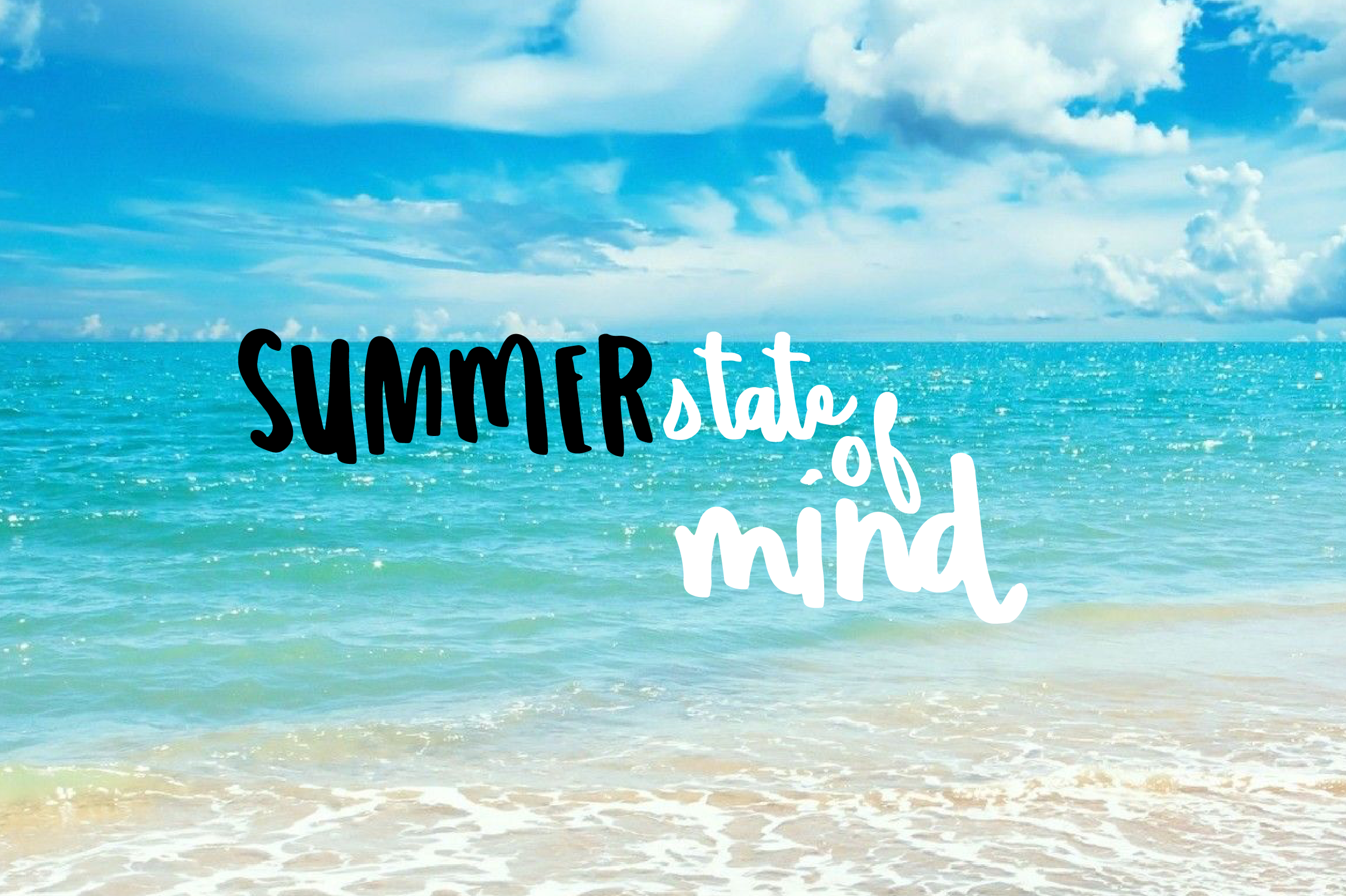 Endless Summer Font Duo example image 3