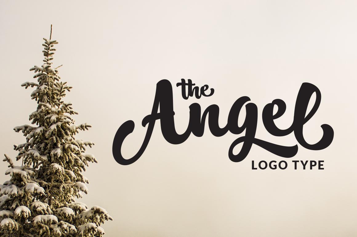 The Angel (Logotype) example image 1