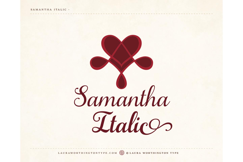 Samantha Family example image 3