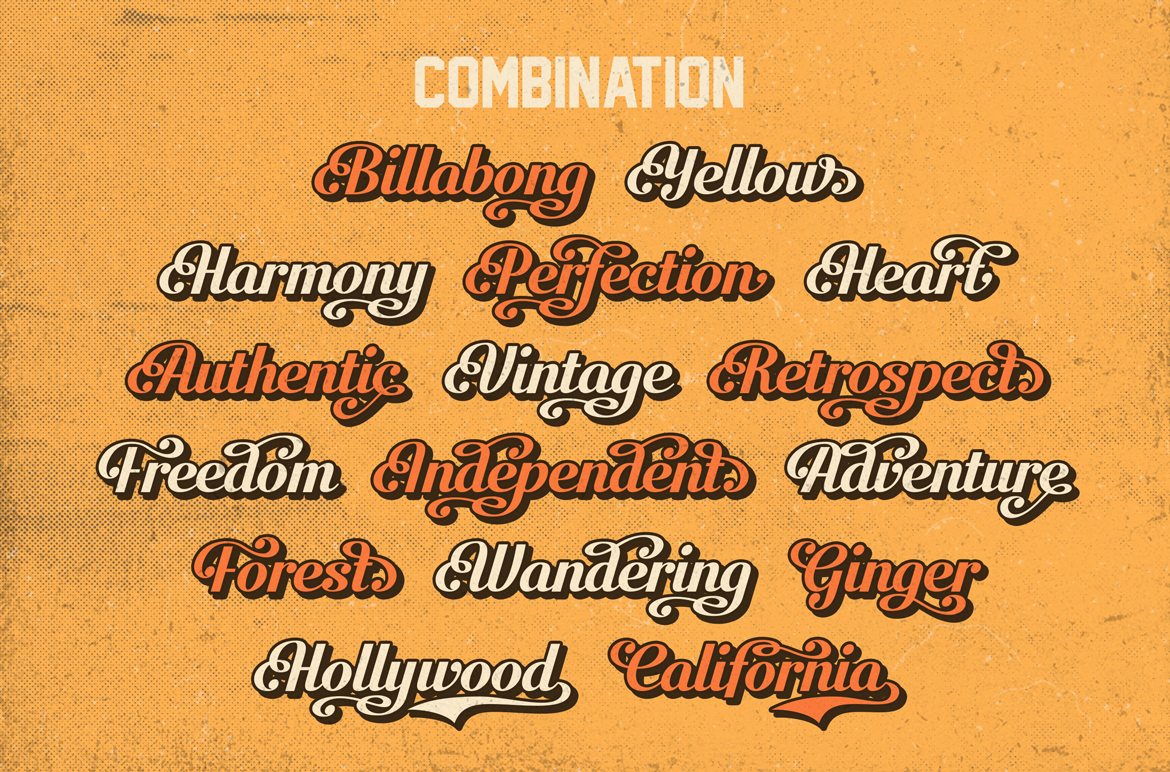 Beauford Font  example image 3