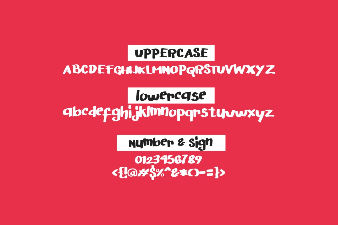 Arigato Handwritten Font example 7