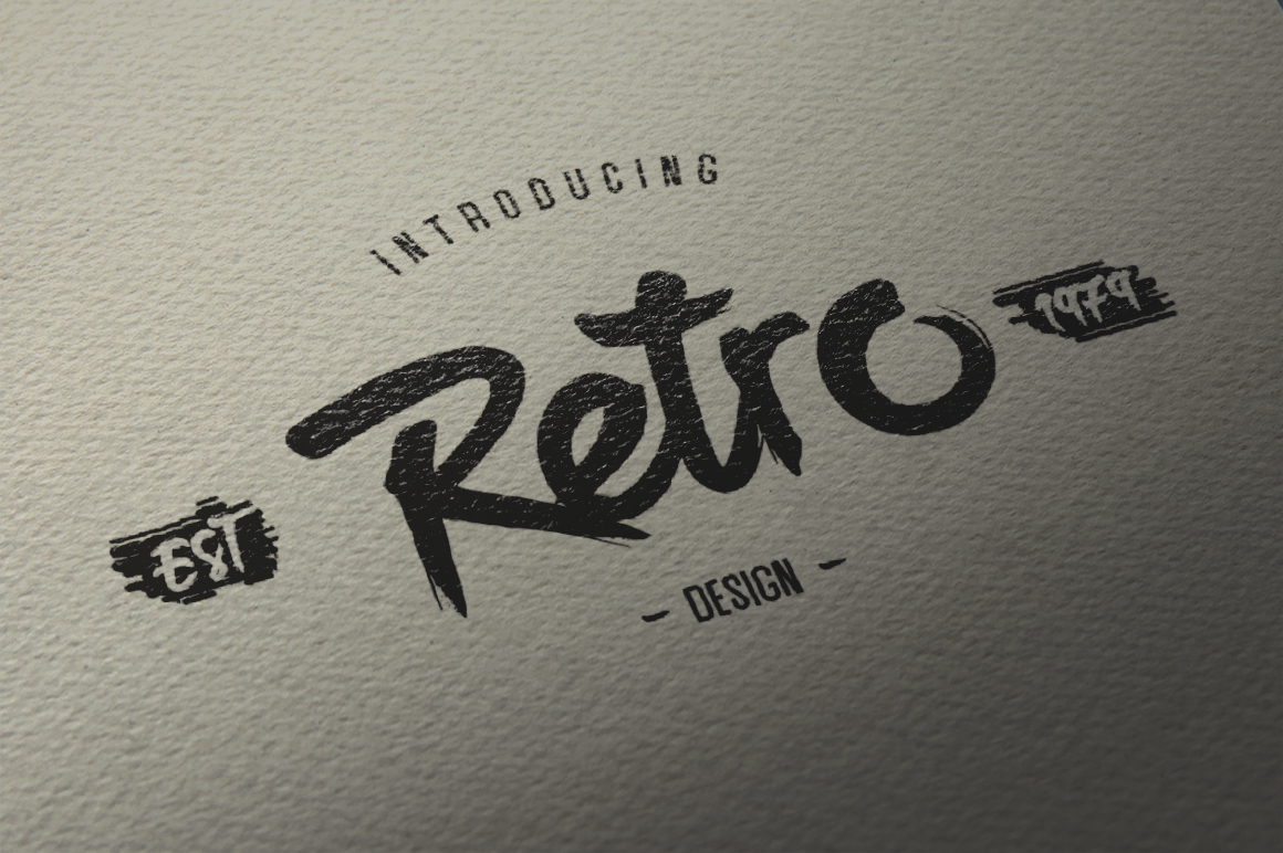 Resize Typeface example image 6