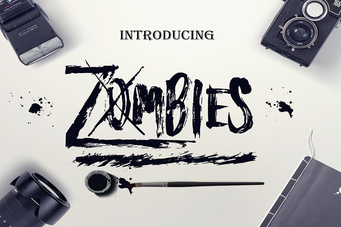 Zombies example 1