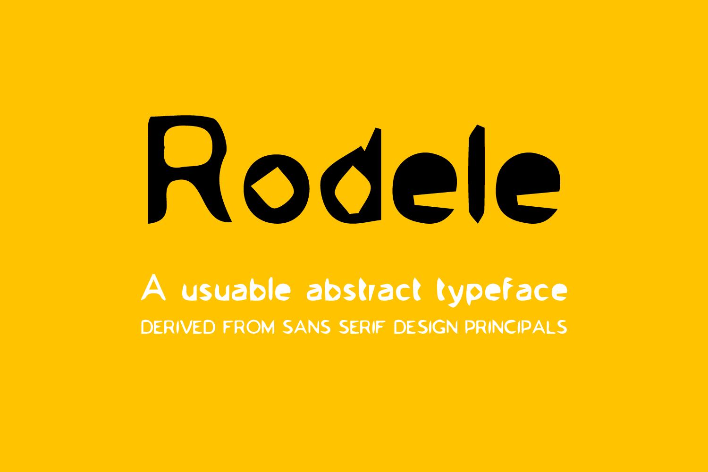 Rodele example image 1