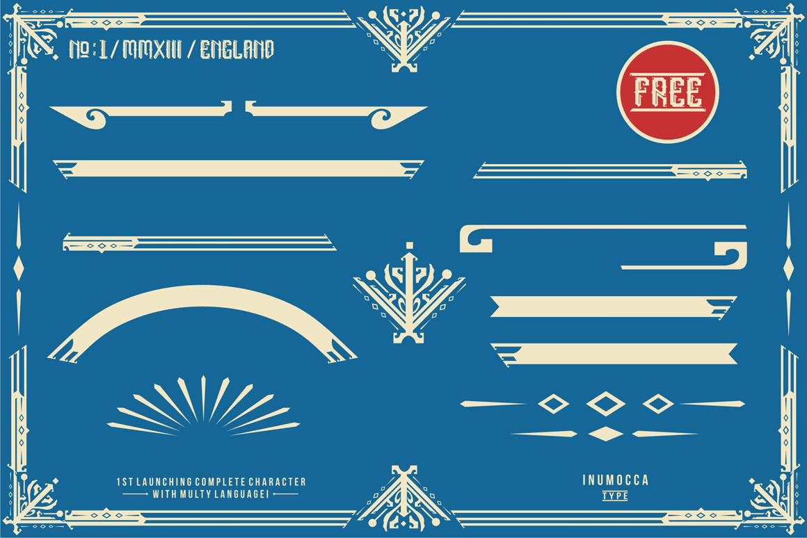 England + Poster vector example image 4