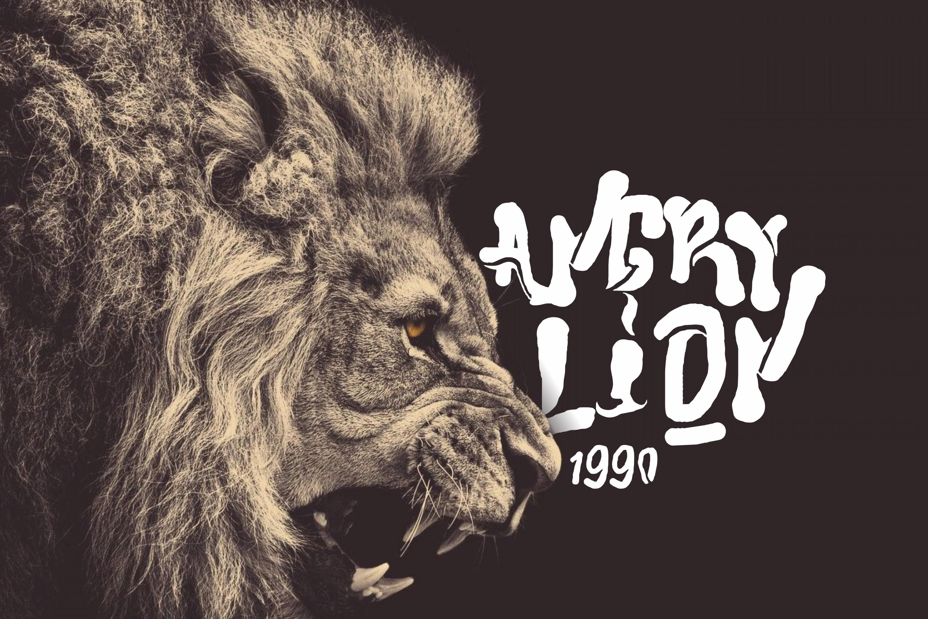 Лев на черном фоне скачать