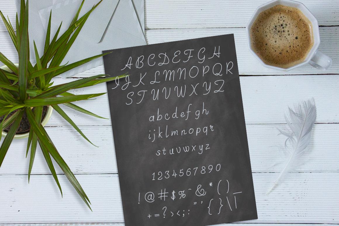 Font No.13, No.14 and No.15 example image 10
