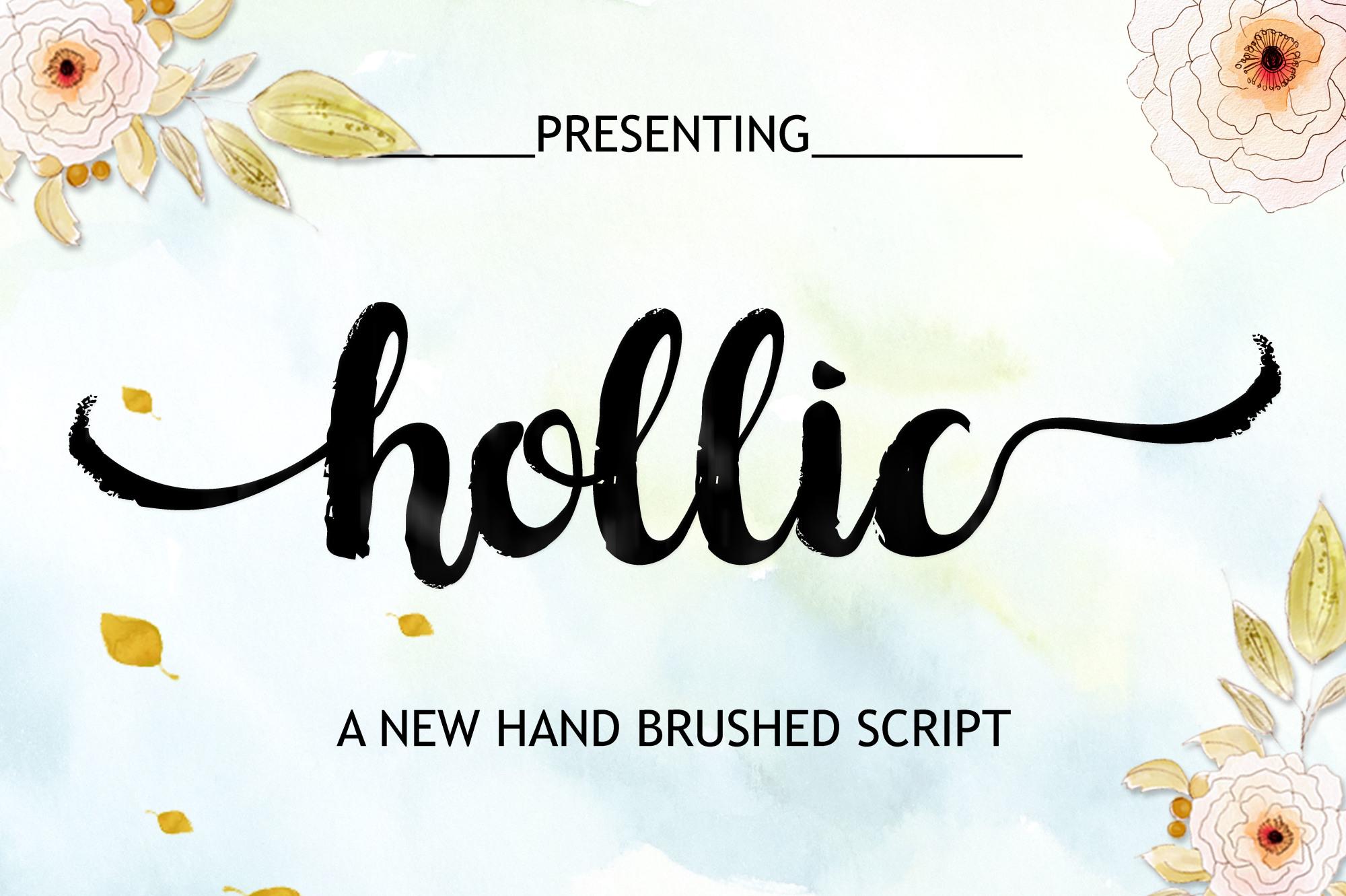 Hollic Brush example image 2