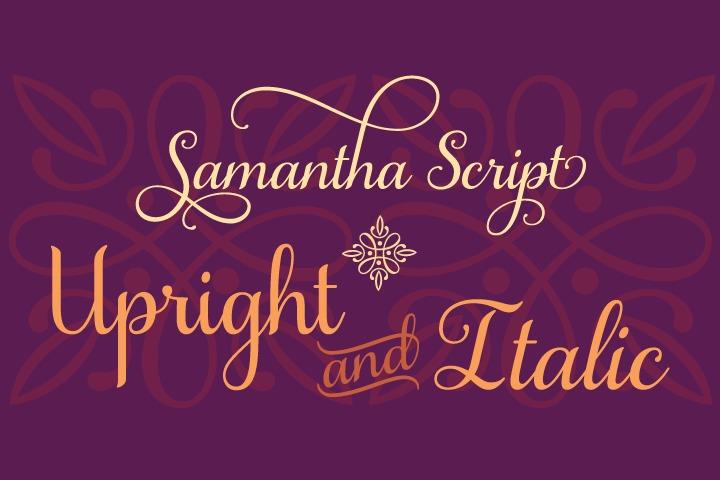 Samantha Family example image 1