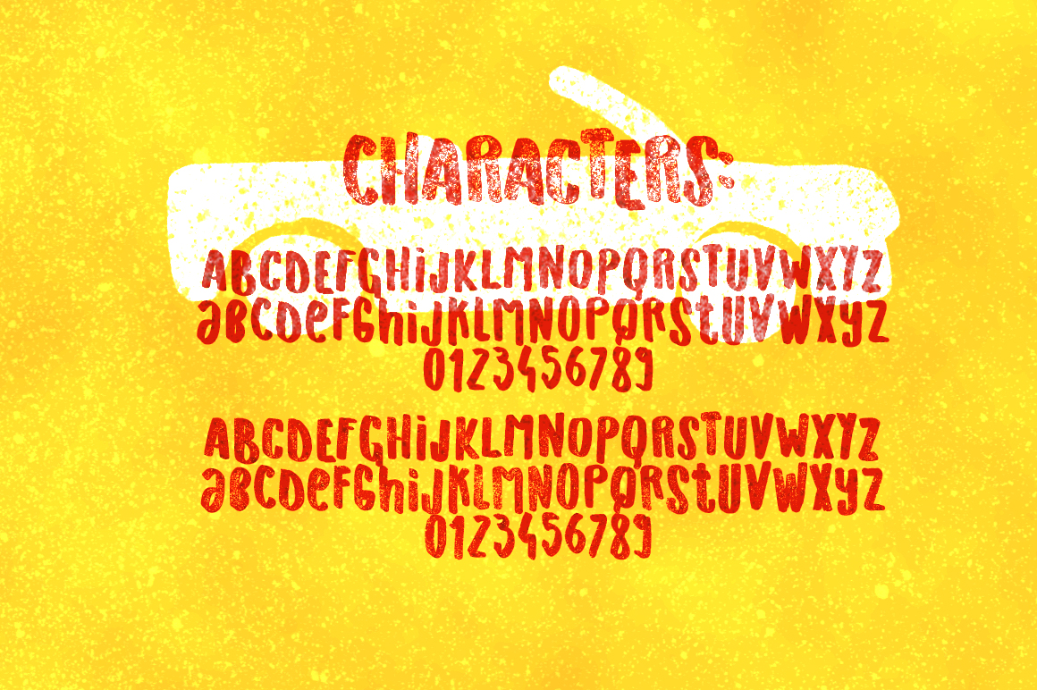 Originals Typeface example image 5