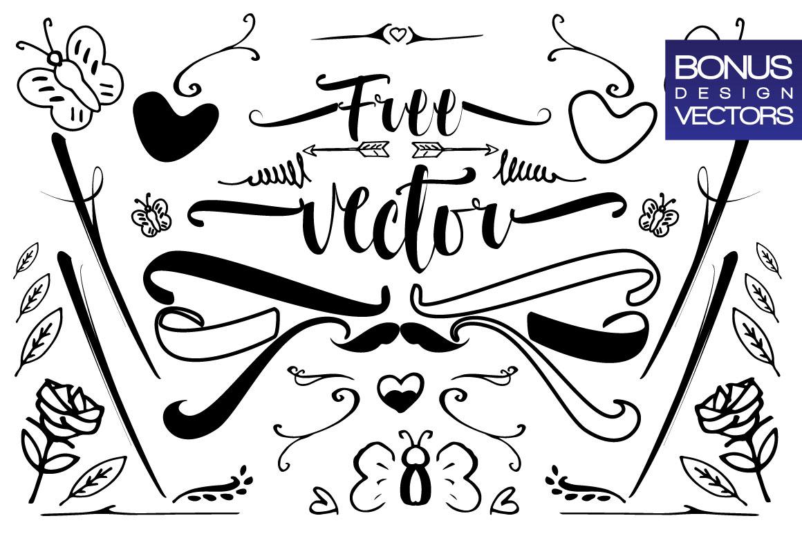 Cittroen Typeface example image 7